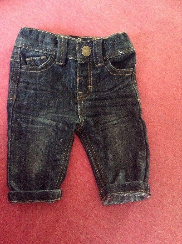 Baby boys jeans nwt