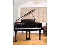 STEINWAY & SONS MODEL 'O' (5'10'') GRAND PIANO IN PRISTINE CONDITION