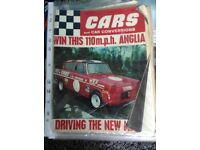 Car and Car Conversions magazines (various issues from 1969-1998)