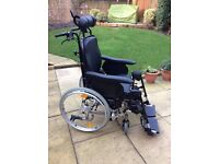 Wheelchair - IDSOFT Tilt In Space