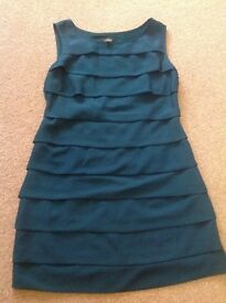 Size 12 teal dress