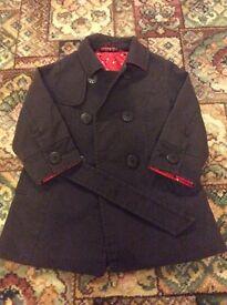 Baker Girl Jacket Size 12-18 months