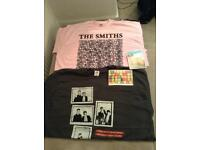 The smiths tee shirts