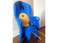 Hamax baby bike seat