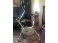 Used BH Indoor Fitness Weight Loss Cardio Bike