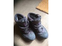 Salomon Walking Boots Ladies