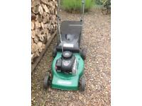 Qualcast 46SP Self Propelled Lawnmower