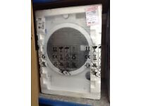 Beko white washer/dryer. 7kg wash load 5kg dry load. New in package 12 month Gtee