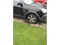 Vauxhall antara 2008 4X4 2.0l CDTI fitted with towbar £2500 ONO