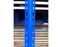 INDUSTRIAL WAREHOUSE GARAGE SHED RAPID RACKING SHELVING RACK UNIT LEG UPRIGHT