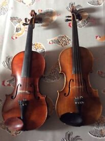 Violin. Ideal upgrade for higher Grades/ players.