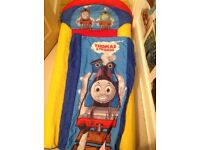 Toddler blow up bed / readybed - Thomas the Tank Engine