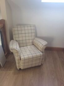 Recovered Parker Knoll Chair for Sale