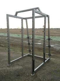 Star Trac Commercial Squat Rack (Delivery Available)
