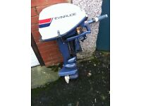 Boat Outboard Engine