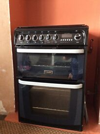 Cannon Harrogate dual fuel cooker