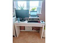 IKEA malm dressing table/ desk - SOLD