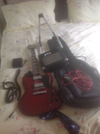 Encore Lead Guitar with Loads of Extras