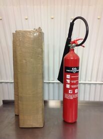 Fire Entinguisher Category B - CO2 (electrical & flammable liquids) - 5kg