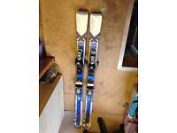Salamon xwing 400 skis 145