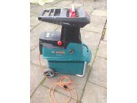 Bosch AXT 25 TC Garden Chipper / Shredder