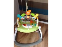 Fisher price jumperoo- space saver model
