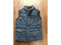 Fat Face Men's Gilet size small