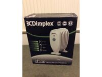 Dimplex Electric Heater - Free Standing