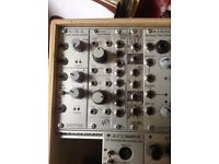 Eurorack modules and case