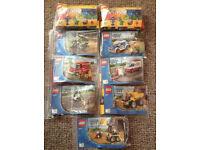 Lego City & Lego Classic