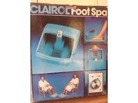 Clariol Footspa