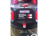 sealey 30 ltr wet & dry valeting machine