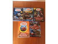 5 Thomasthe tank dvds