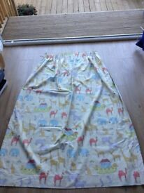 Children's curtains - excellent quality with blackout lining