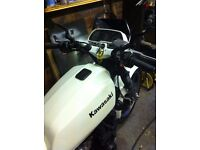 PRICE REDUCED Trike Kawasaki GT 550 new build, just need it out the garage
