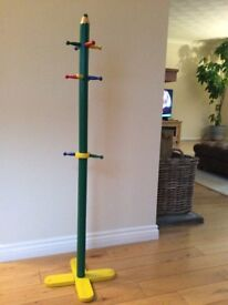 KIDS COAT STAND, pencil design