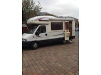 2004 Autosleeper Executive 2.8L - 2 berth classic coach built monocoque motorhome