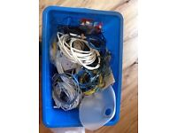 Free to collect various cables