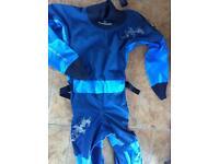 Typhoon dry suit