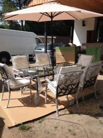 *BRAND NEW* complete patio sets