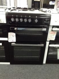 Flavel Milano G60 cooker. Black £329 new/graded 12 month Gtee