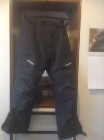Motorcycle trousers & jackets