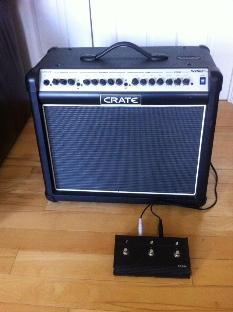 Guitar Amp crate flexwave 65/112