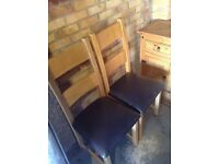 Great looking dinning chairs