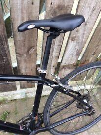Aluminium Sirrus Road bike