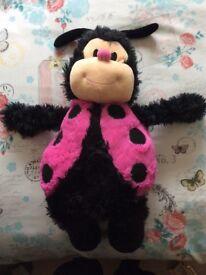 Ladybug Soft Toy
