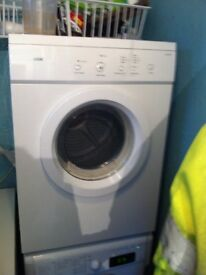 Logic 7kg white dryer