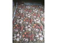 Sanderson Golden Lily Linen/Cotton Union Mix Upholstery Fabric Designed by William Morris