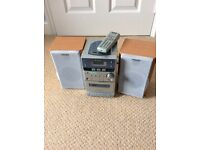 Sony CMT-EP313 micro hifi, great condition