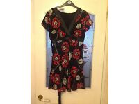 Lovely Women's Top from Dorothy Perkins Size 14
